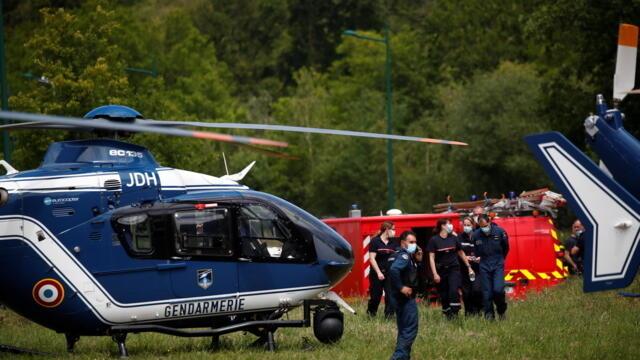 法国西部发生持刀袭警案造成3人受伤 凶手死亡(photo:RFI)