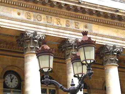 La Bourse Paris (Reuters)