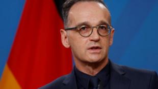 德国外交部长马斯资料图片