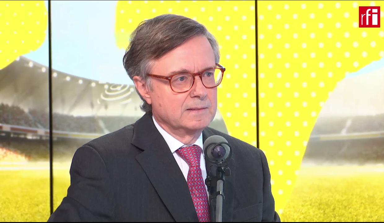 En Escala en París, el embajador de España en Francia, Fernando Carderera comenta los últimos desarrollos de la crisis catalana.