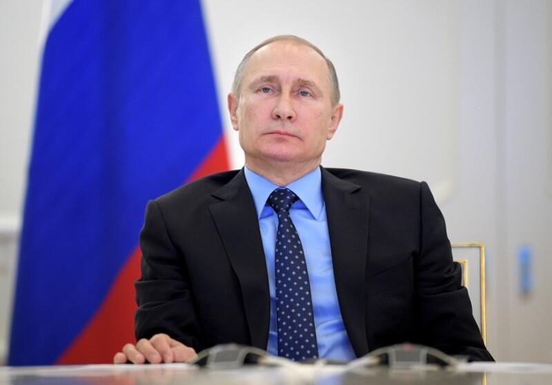 El presidente ruso, Vladimir Putin, el pasado 29 de Diciembre de 2016.