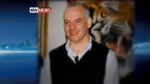 O empresário britânico Neil Heywood, morto em novembro de 2011 na China.