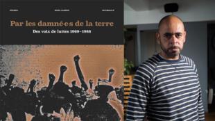 """""""Par les Damné.e.s de la Terre"""" (cover Rocé) et Rocé (Adrien Pavillard)."""