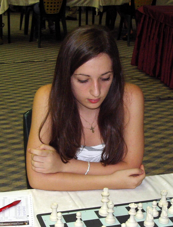 US women's chess champion Nazi Paikidze