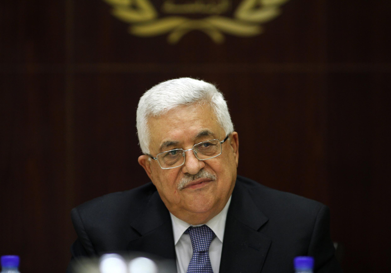 Shugaban Paleasdinawa Mahmoud Abbas