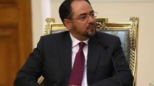 صلاح الدین ربانی، وزیر امور خارجۀ جمهوری افغانستان