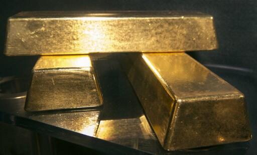 La onza de oro rompió la marca de los 1.800 dólares en la sesión del miércoles.