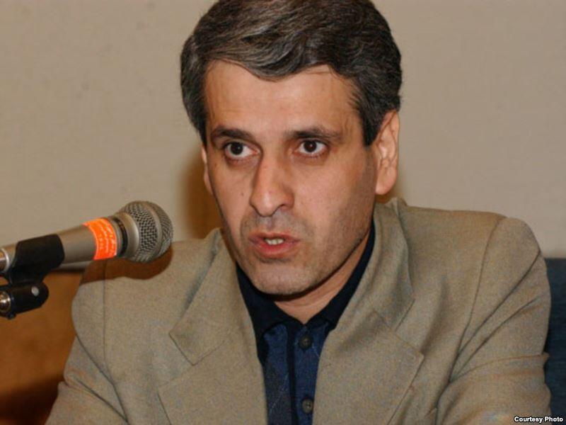 سهراب رزاقی، مدیر موسسه کنشگران داوطلب