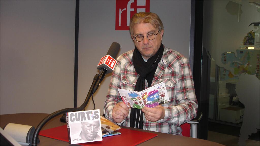 Sebastian Danchin à RFI.