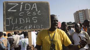 'Yan adawa sun kaddamar da sabuwar zanga-zanga bayan Sojoji sun kwace mulki a Burkina Faso