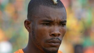 L'Ivoirien Geoffroy Serey Dié.