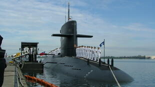 台湾向荷兰购买的剑龙级潜舰
