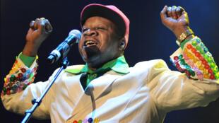 Papa Wemba.