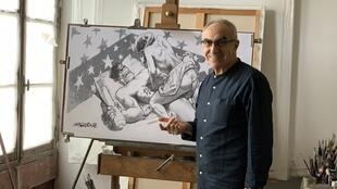 Portrait de l'artiste Tanino Liberatore.