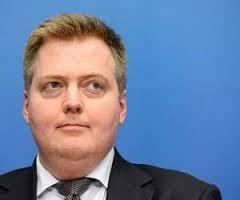 Primeiro-ministro da Islândia,Sigmundur David Gunnglausson