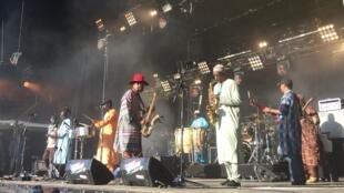 L'Orchestra Baobab en concert samedi 5 août 2017 au festival du Bout du Monde. Ils seront en concert à Dakar le 31 décembre au Just4U.