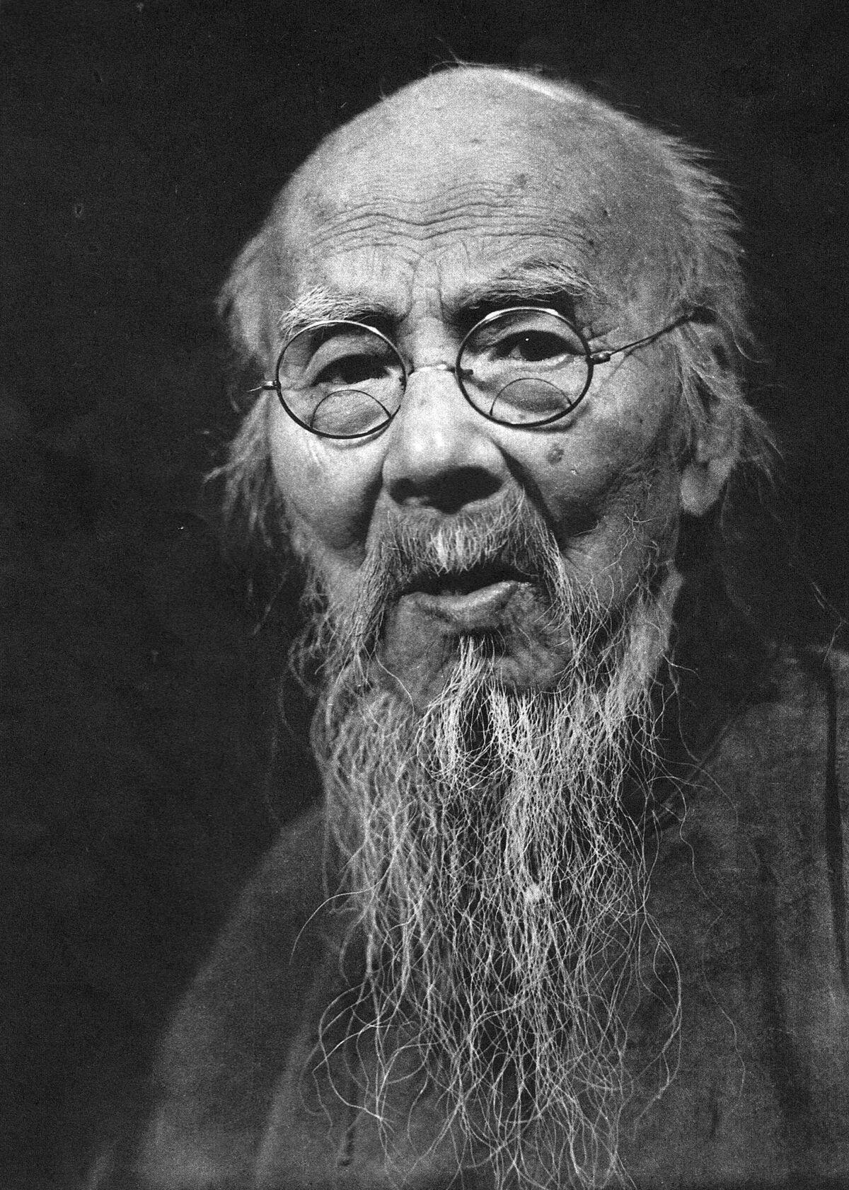 中国近代绘画大师齐白石