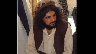 Chỉ huy quân sự Taliban Latif Mehsud (DR)