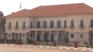 Palácio da Presidência da Guiné-Bissau.
