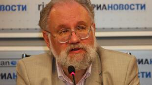 Чуров Владимир Евгеньевич, председатель Центральной избирательной комиссии Российской Федерации