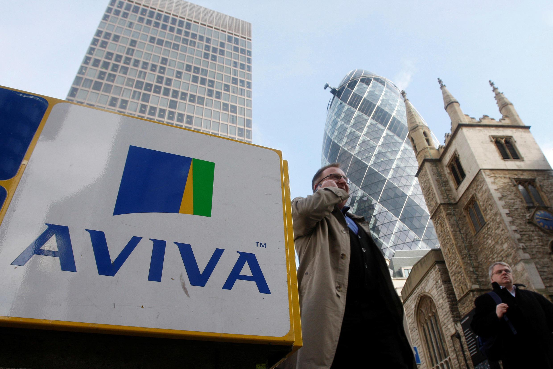 Aviva Investors, một trong 6 nhà quản lý bất động sản Anh phải tạm ngưng hoạt động.