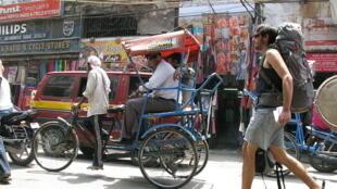 Paharganj - the Delhi neighbourhood is popular with budget travellers
