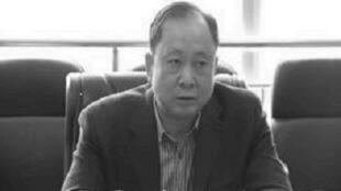 新疆公安廳前副廳長謝暉。