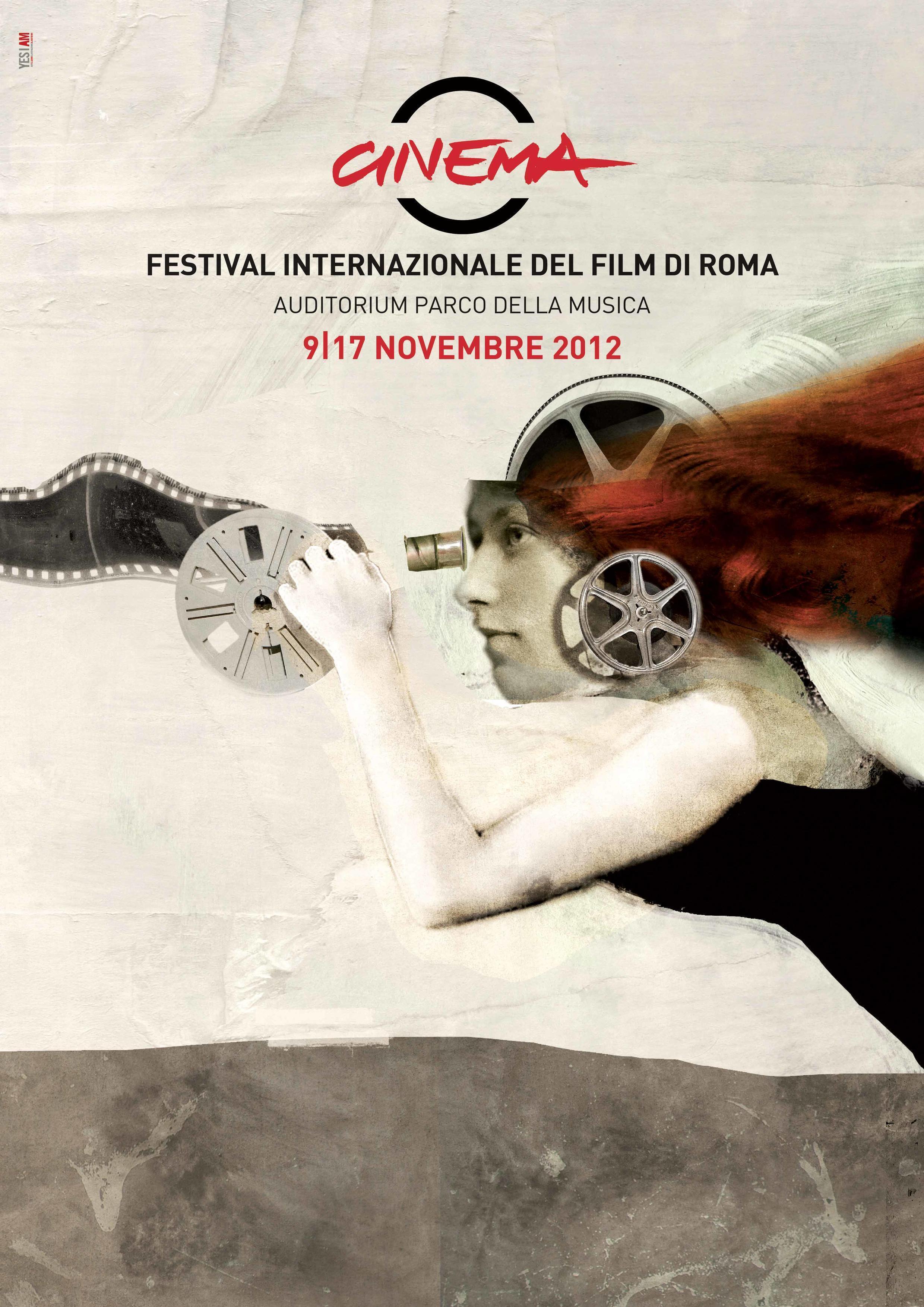 O Festival Internacional do Cinema de Roma acontece até 17 de novembro.