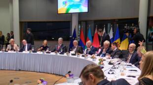 Юбилейный саммит Восточного партнерства в Брюсселе прошел без белорусского президента Александра Лукашенко.
