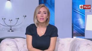La présentatrice Reham Saeed a été suspendue de sa chaîne après des propos contre les obèses.