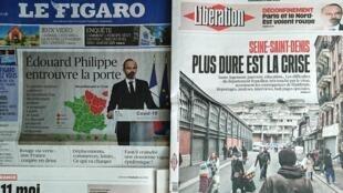 Revista de Imprensa - Francesa