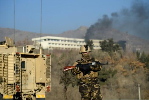 Kabul is on edge after militants stormed a luxury hotel, bombed a crowded street and raided a military compound in the past two weeks