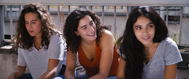 Scène du film « Tu mérites un amour », réalisé par Hafsia Herzi.