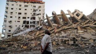 palestinien gaza