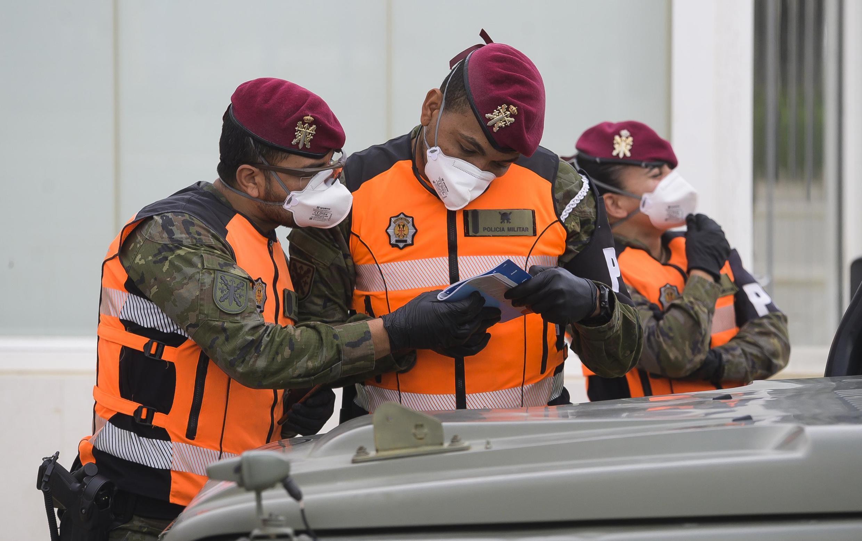 Covid-19: à Madrid, l'armée appelée en renfort pour freiner l'épidémie
