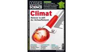 Couverture du magazine «Pour la Science».