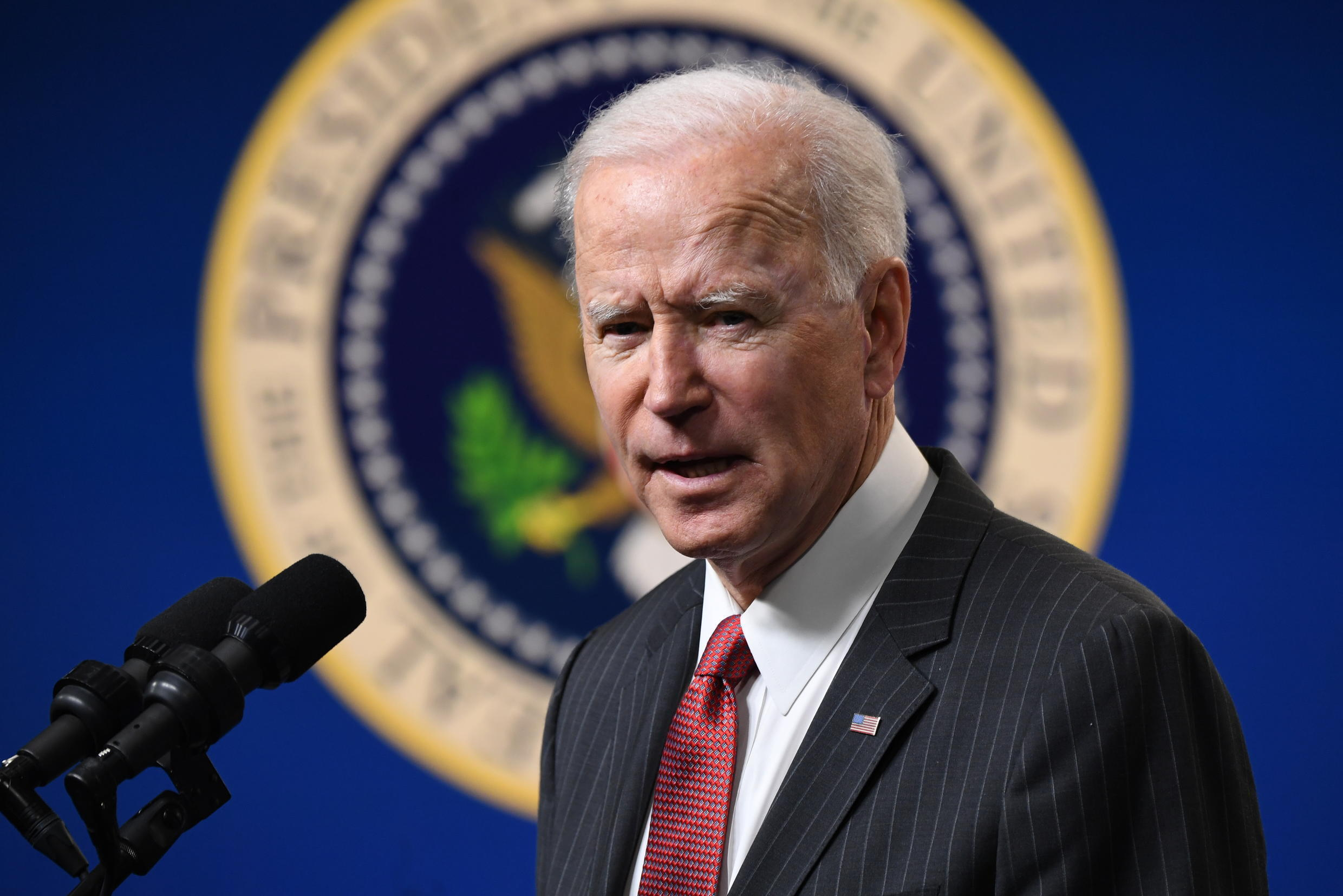 US President Joe Biden discusses new action against   Myanmar over the military's coup