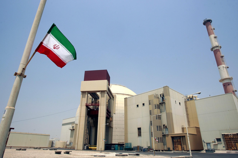 Primeira usina nuclear do Irã, em Bushehr.