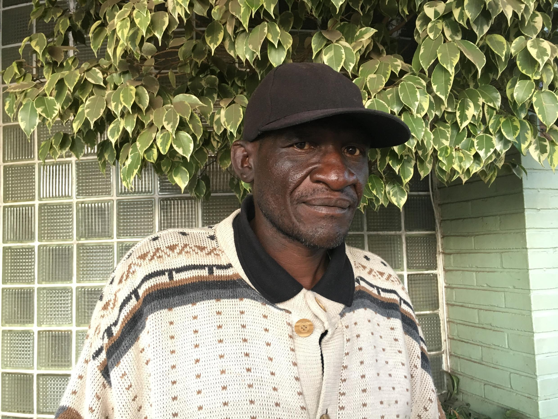 Charles Thomas, Gukurahundi survivor, Bulawayo, Zimbabwe