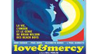 Affiche du film «Love &Merci» de l'Américain Bill Pohlad.