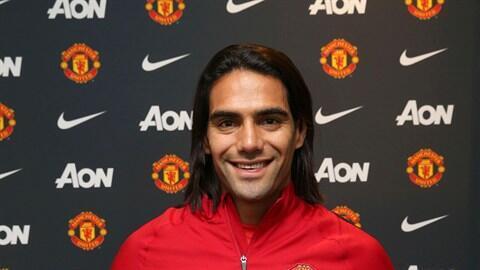 Radamel Falcao da Manchester United ta saya daga Monaco