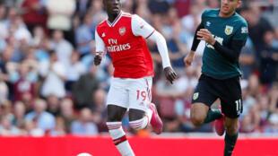 L'Ivoirien Nicolas Pépé est devenu le joueur africain le plus cher de l'histoire en signant pour Arsenal.