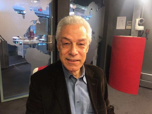 O musicólogo Oscar Barahona.