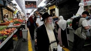 El reconfinamiento en Israel durará todo el periodo de fiestas judías.