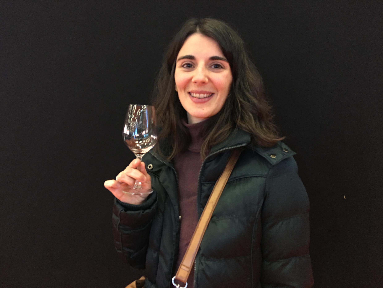 Lise Lefevre, French wine expert