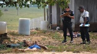 En los últimos dos años, se han perpetrado 250 asesinatos políticos y  miles de atropellos a los derechos humanos en Honduras.