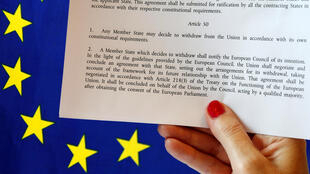 Article 50 of the Lisbon Treaty outlines the legal framework for a member state to leave the European Union.