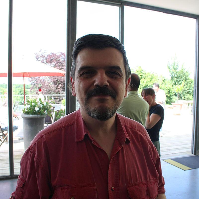 Jean-Paul Jennequin do Festival de Quadrinhos de Angoulême, um dos maiores do mundo.