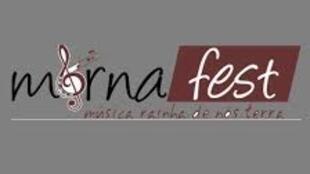 Cartaz da primeira edição do Morna Fest, Mindelo, Cabo Verde