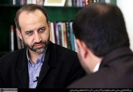 """محمد سرافراز"""" برای دوره پنجسال به ریاست """"سازمان صداوسیما"""" منصوب شد""""."""
